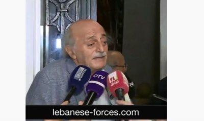 """بالفيديوـ الحريري لجنبلاط: """"وليد أنا جوعان"""""""