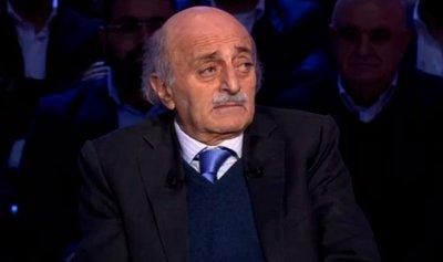 جنبلاط: كمال جنبلاط أول من تصدى لعدوان الأسد فاغتالوه