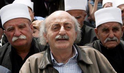 جنبلاط للنظام السوري: حقدكم أعمى نعرفه جيّداً