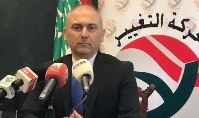محفوض ردا على نصرالله: ثلاثيتكم العجيبة لا تحمي لبنان