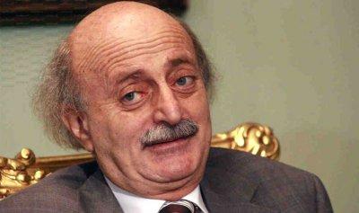 رسالتان من جنبلاط إلى القيادة الروسية