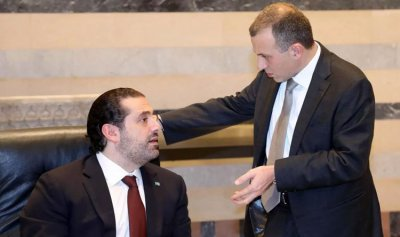 تعيينات الدستوري في اتفاق بين الحريري وباسيل