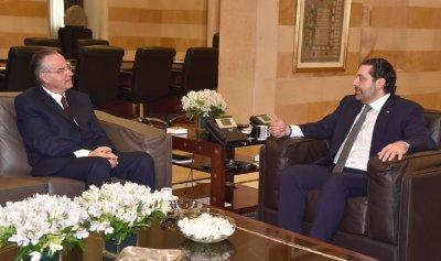 عدوان بعد لقائه الحريري : أصبحنا قريبين جداً من التوصل الى قانون انتخابي جديد