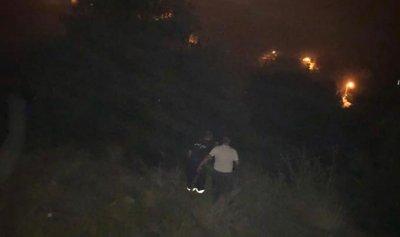 بالصورة: حريق في الحويش – عكار