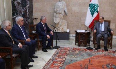 لافرنتييف: سيلقى لبنان دعماً روسياً في مسار استانا