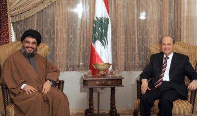 عون يستبعد دخول حزب الله بأي مواجهة عسكرية