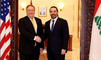 الرد عن تغيّب سفير لبنان عن محادثات الحريري في واشنطن