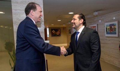 البنك الدولي مرتاح لرؤية الحريري