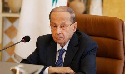 عون: لضرورة عقد جلستين للحكومة أسبوعياً