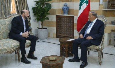 عون تلقى دعوة من الرياشي للمشاركة في قداس شهداء المقاومة اللبنانية