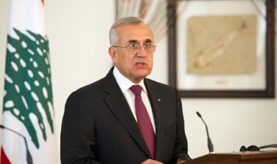"""سليمان مترئساً """"لقاء الجمهورية"""": لخلق شبكة امان عربية تحمي لبنان"""