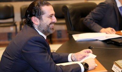 الحريري تمنى التوفيق للبطلة سارة خليفة