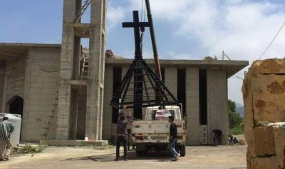 كنيسة عين درافيل… مين شقع حجار القبّة؟!…