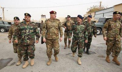 قائد الجيش يثني على دعم السعودية للبنان والجيش