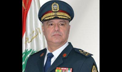 استقبالات قائد الجيش في اليرزة