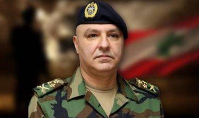 قائد الجيش جال في المراكز المحررة واطلع على اوضاع الضباط والعسكريين