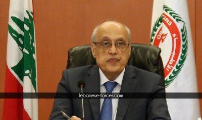 أبو شرف يطالب باشراك نقابات المهن الحرة في خطة النهوض