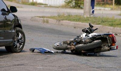 اصابة شخصين بحادث سير في انصارية