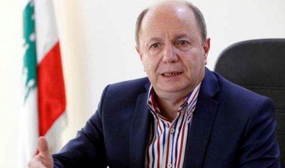 الاسمر بحث مطالب عمالية مع وفد موظفي تلفزيون لبنان