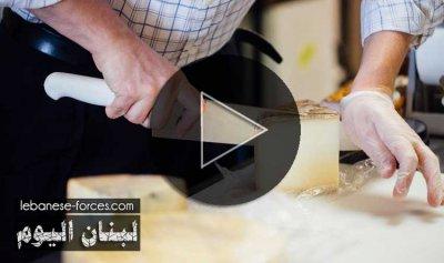 """بالفيديو: تقسيم الجبنة """"ع النار"""""""