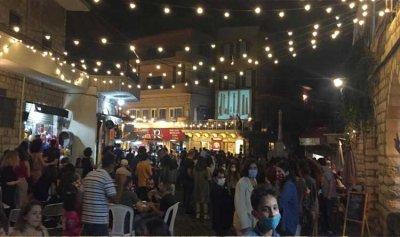 بالصور: عودة المهرجانات الى حمانا وسط اجراءات صحية
