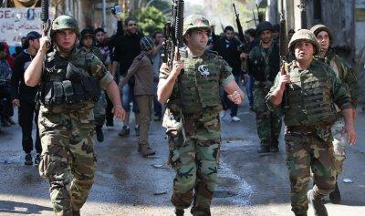 الجيش يوقف 29 سوريّاً في مرياطة