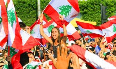 """الثورة في لبنان اليوم ضد القمع وحكومة """"الباش كاتب"""""""