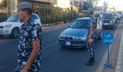 الأمن الداخلي: صور الإصابات لم تحصل في لبنان