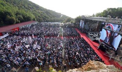 """كل عام و""""القوات اللبنانية"""" لأجل لبنان"""