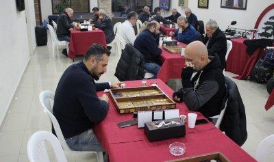 """بالصور: بطولة في طاولة الزهر لـ""""القوات"""" – المتن الشمالي"""