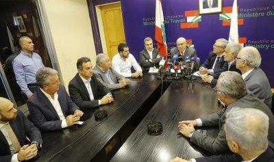أبو سليمان: الأولوية لليد العاملة اللبنانية مع احترام خصوصيات القطاعات