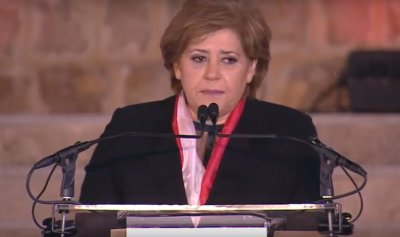 """بالفيديو: """"المتن قلب لبنان""""… لينا مخيبر"""