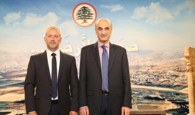 """د. أنطوان حبشي مرشح """"القوات"""" في دائرة بعلبك ـ الهرمل: إنها معركة كرامة وهوية وأرض وإرادة"""