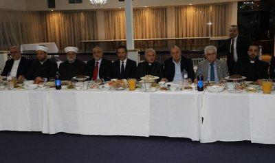 """إفطار لـ""""القوات"""" – سيدني بمشاركة عدد من ممثلي الأحزاب"""