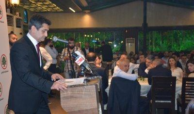 """قيومجيان في إفطار """"القوات"""" طرابلس: لننتهي من العبثيّة"""