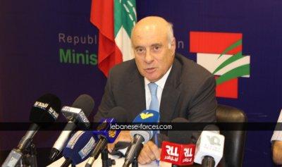 ابو سليمان: لا تراجع عن تطبيق القانون وردة الفعل الفلسطينية بلا معنى