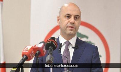 حاصباني يحذر من تمرير صفقات تحت عنوان الإصلاح