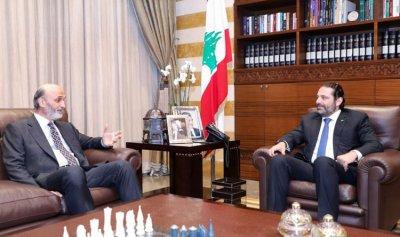 """""""القوات"""" والحريري… ما فرّقته السياسة جمعته حكومة """"إختصاصيين"""""""