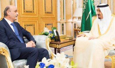 بحكمة سمير جعجع وحزم السعودية نحمي لبنان