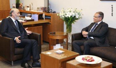 """نجاري: مصر حريصة جداً على العلاقة مع """"القوات"""""""