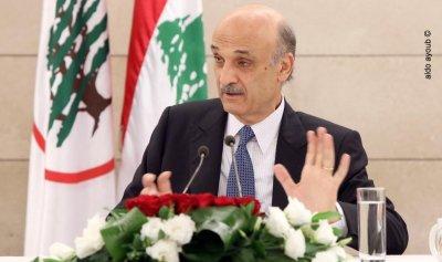 جعجع يهنئ رئيسي الجمهورية والحكومة العراقيين