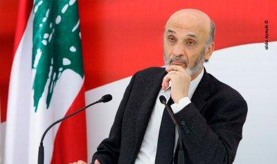 جعجع يشكر فرنسا: خزي على عون وحكومة دياب لتركهم الجيش
