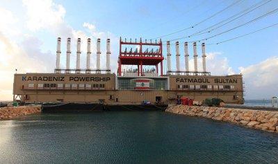 """كهرباء لبنان تسير بما تشتهيه """"البواخر"""""""