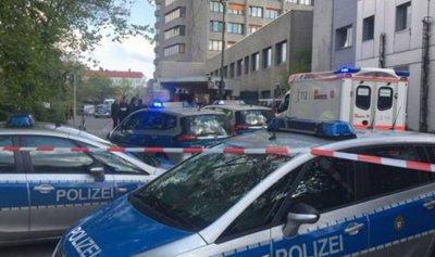 إطلاق نار قرب مستشفى في برلين