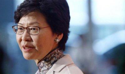 انتخاب كاري لام زعيمة جديدة لهونغ كونغ