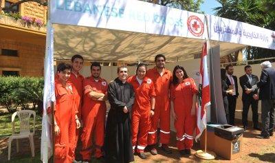 معرض الوظائف 2017 في جامعة الروح القدس