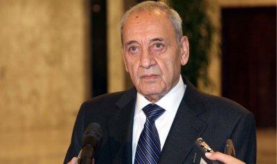 بري: لانتفاضة دستورية ولغة سياسية واحدة لحل معضلة اللجوء السوري