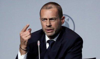 تشيفرين: لا بطولات لأندية ولاعبي السوبر الأوروبي