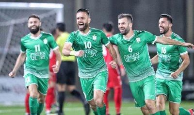 الأنصار بطلاً لكأس لبنان بكرة القدم