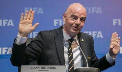 إنفانتينو رئيساً للاتحاد رغم التحقيقات الجنائية